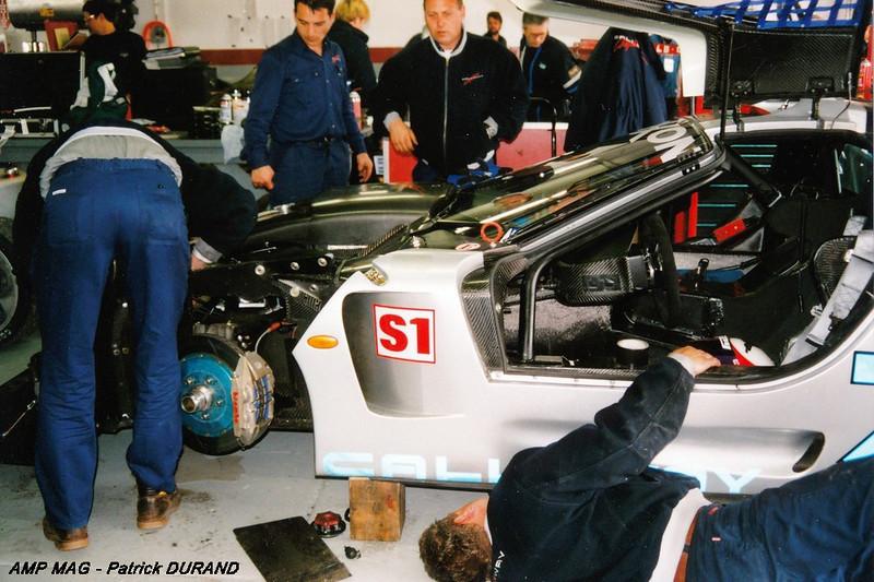 C7R - # 71 - 1997 Daytona - 15