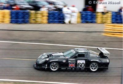 LM 003-95 - # 60 - 1996 LeMans Pre-Qualify - 15