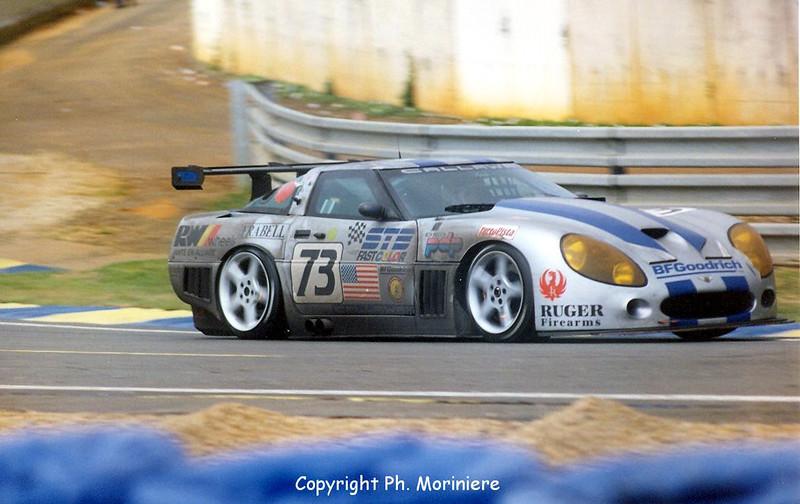 LM 001-94 - # 73 - 1995 FIA LeMans -  12