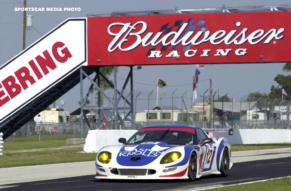 C12R - # 12 - 2001 GT2 - Lewis-Rice at Sebring-8516