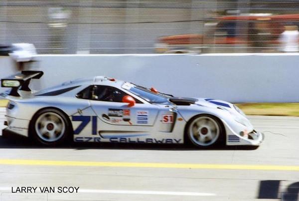 C7R - # 71 - 1997 Daytona - 17