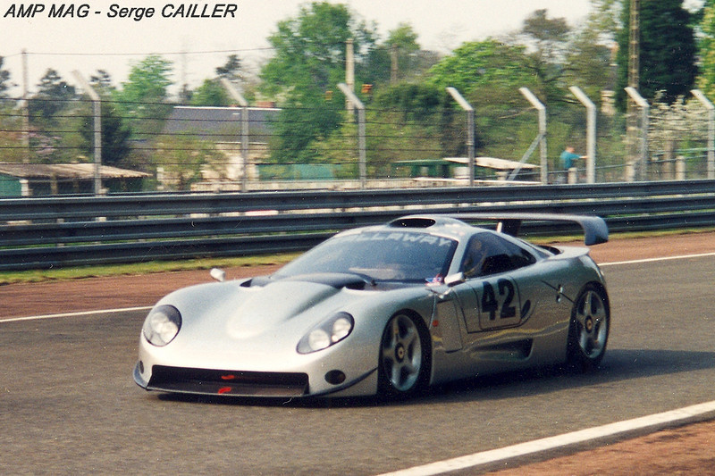 C7R - # 42 - 1996 LeMans - 09