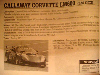 LM 002-95 - # 74 - 1996 LeMans - Agusta - 20