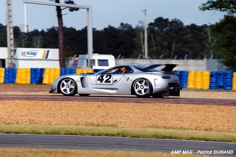 C7R - # 42 - 1996 LeMans - 08