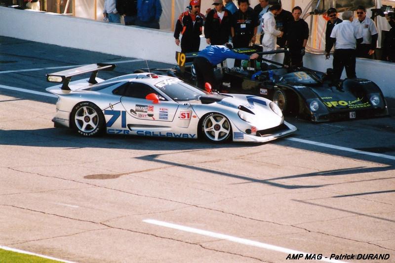 C7R - # 71 - 1997 Daytona - 08