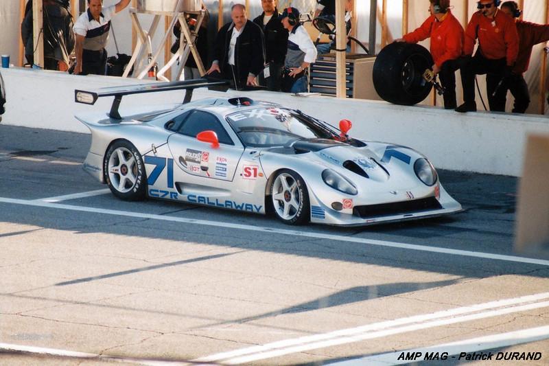 C7R - # 71 - 1997 Daytona - 06