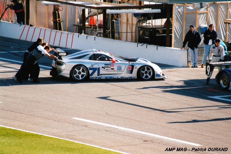 C7R - # 71 - 1997 Daytona - 10