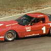 # 1 - 1984 SCCA TA, Mosport - David Hobbs. The DeAtley team moved from Camaros  to Corvettes for the 1984 season. DeAtley built four cars; one was a mule for development purposes and three were built for racing.David Hobbs drove # 1 for the full season, Willy T Ribbs was originaly contracted to drive # 2 but he was removed before the first race actually began. Richard Spenard picked up driving duties for # 2. Darin Brassfield drove # 3.