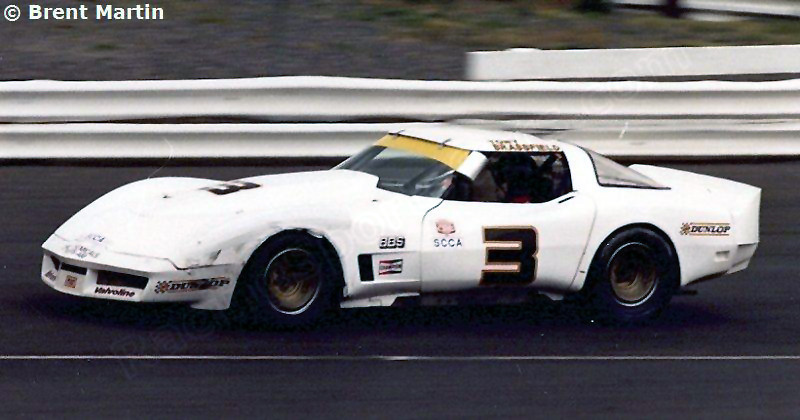 # 3 - 1981 SCCA TA - Tony Brassfield at Portland
