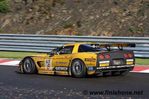 # 6 - 2008 FIA GT1 - Phoenix Carsport C5R-011 - Drivers are Jena-Denis Deletraz and Marcel Féssler