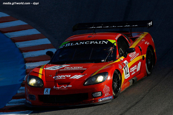 # 12 - FIA GT1 - 2011 - San Luis Argentina, Michael Rossi & Nico Verdonck