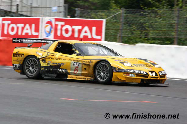 # 6 - FFSA GT - 2007 - Nogaro - Phoenix Carsport C5R-011 - Drivers are Cayrolle & Cazenave