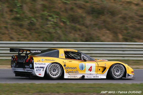 # 4 - 2006 FIA GT1 - GLPK Carpsort C5R-011. Drivers are Anthony Kumpen, Bert Longin, Mike Hezemans, and (for Spa) Kurt Mullekens