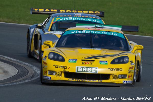 # 18 - ADAC GT3 Masters - 2010, Oschersleben II - Callaway Z06.R - Christian Hohenadel & Toni Seiler