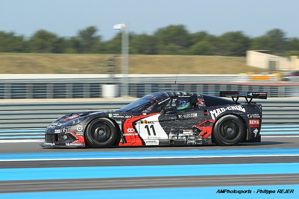 # 11 - 2010 FIA GT1 - ex-DKR C6R-002 - drivers are Xavier Mässen and Jos Menten