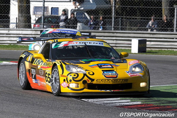 # 65 - 2008 FIA International Cup Championship - Team 22 - Drivers are Cicoi and Pellizato