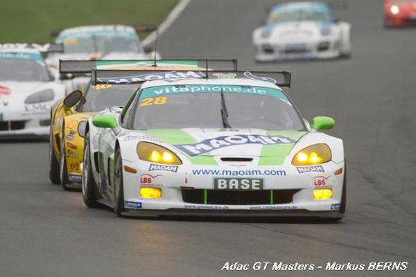 # 28 - ADAC GT3 Masters - 2010, Oschersleben II - Callaway Z06.R - Martin Karlhfer & Sascha Bert