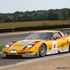 # 4 - 2007 FIA GT1 - GLPK Carpsort C5R-011. Drivers are Anthony Kumpen, Bert Longin, Mike Hezemans, and Frederic Bouvy. In 2006 Kurt Mullekens (Spa only) was listed instead of Frederic Bouvy.The 2006 car does not appear to have had the center headlight package.