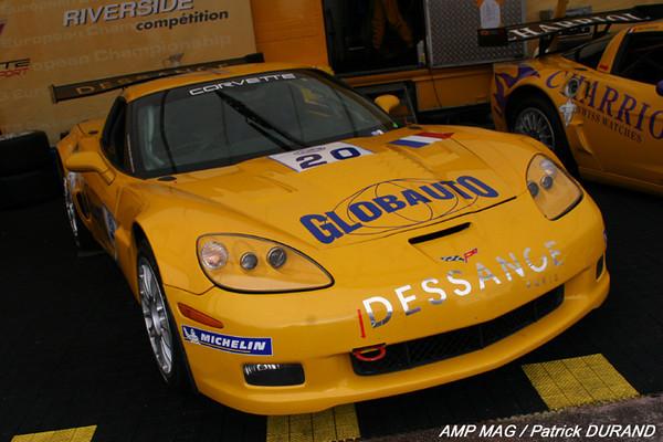# 20 - 2006 FIA GT3 - Riverside Racing. Drivers are Marc Sourd, Stephjane LaCroix, Christophe Lemee, and Benjamin Dessange