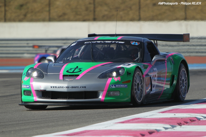# 16 - 2010 FIA GT3 - Graff Racing Z06.R - Drivers are Joakim Lambotte and Mike Parisy.