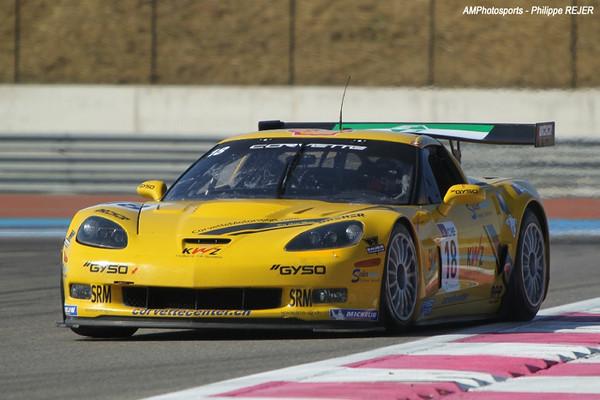 # 18 - 2010 - SRO-ADAC GT3 - Toni Seiler Racing-Callaway Z06.R - Drivers are Toni Seiler and Lunardi