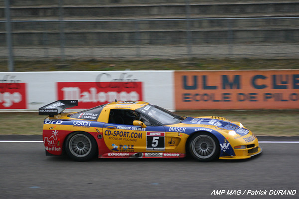 # 5 - 2009 FIA International Cup Championship - Team 22 - Drivers are Cicoi and ?