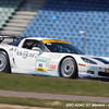 # 45 - 2009 SRO-ADAC GT3 - Martini-Bulagari Callaway Z06.R - Marc Hennerici and Luca Ludwig. Car ran two races (mid-season) under # 45  but also ran as # 17. See # 17.