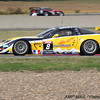# 8 - 2007 FFSA GT1 - Luc Alphand Aventures C5R-010. Drivers are Balthazard and Policand