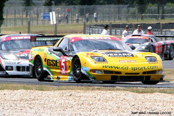 # 5 - 2009 FFSA Super Series - Val de Vienne (FR) - DKR C5R-00_. Driver is Eric Debard