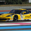 # 13 - 2010 FIA GT1 - Phoenix Racing C6R-005. Drivers are M Hennerici and _ Zuber, at paul Ricard Circuit.