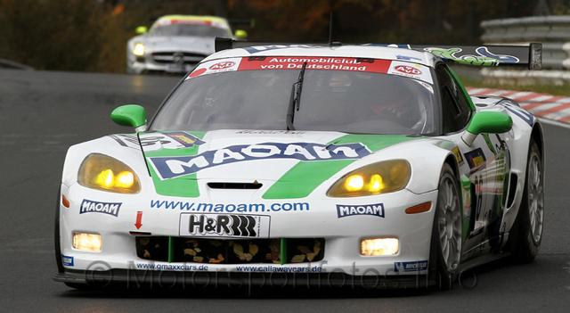 # 86 - FIA GT3 - Oct 2010 - Nurbergring Enduro - Callaway Z06R - Christian & Lance-David