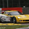 # 4 - 2007 FIA GT1 - PK Carsport C5R-011. Drivers are Burt Longin, Anthony Kumpen, Kurt Mollekens and Frederic Bouvy