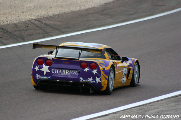 # 21 - 2006 FIA GT3 - Riverside Racing/Charril Racing. Drivers are Christopher Campbell and Philippe Charriol