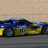 # 25 - 2006 FFSA GT1 - PSI Experience C5R-00_. Drives are Pertti Kusimanen and Marcus Palttala