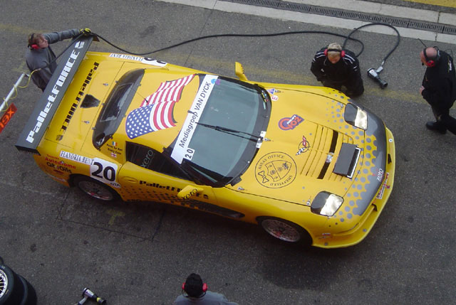 # 20 - 2001 SRO-Belcar - Rick Cole and Peter leBas