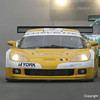 ## 4 - 2006 FIA GT1 and 2007 ELMS - GLPK (Carsport) C6R-001. Drivers are Anthoney Kumpen, Bert Longin, Mike Hezemans, and Kurt Mollekens.
