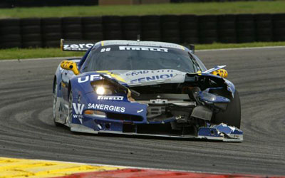# 26 - 2006 FFSA GT - Selleslaugh Racing (SRT) C5R-005 - Thiery Soave and Eric Cayrolle