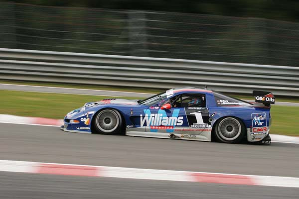 # 1 - 2006 Belcar GT - SRT C5R-007. Drivers are D Hart and Mike Hezemans. Photo by R. Pincus