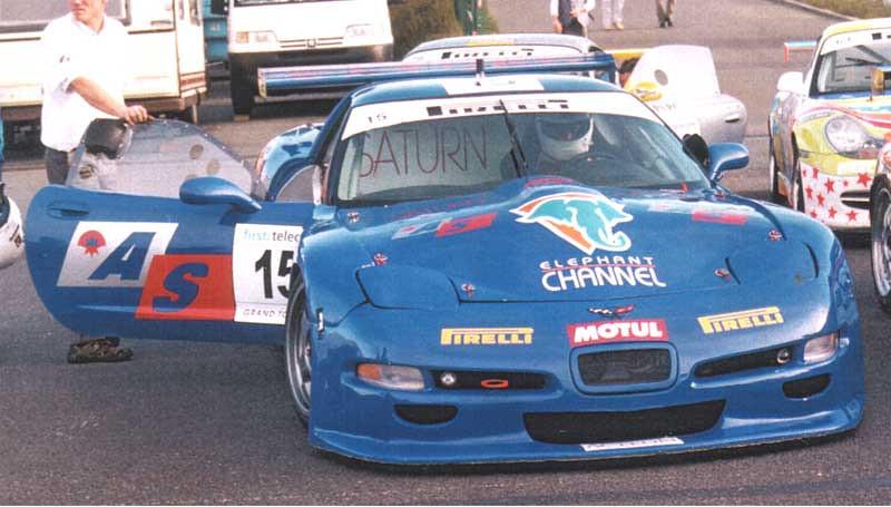 # 15 - 2002 FFSA GT - Drivers are Fernandez Liebet and André Fauré
