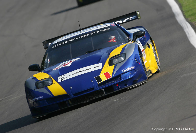 # 19 - 2007 FIA GT1 - PSI Experience C5R-002 - Driven in various series by Luc Hines, Peter Philip, L. Deman, S. Van Campen,