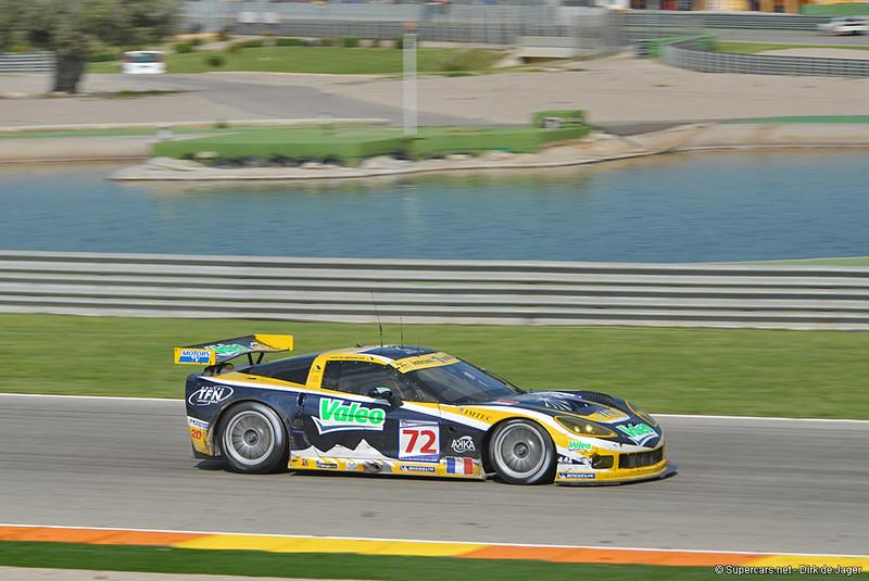 # 72 - 2007 - FIA GT1 Le Mans, Luc Alphand Adventures
