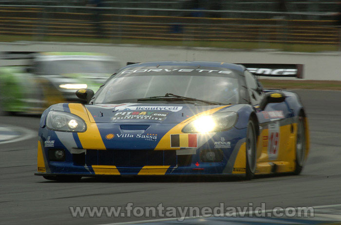 # 19 - 2007 FIA GT1 - PSI Experience C6R-002 - Driven in various series by Luc Hines, Peter Philip, L. Deman, S. Van Campen,