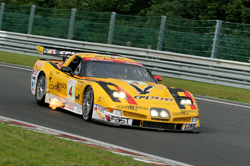 # 4  - 2006 FIA GT1 - PK Racing - C5R-011