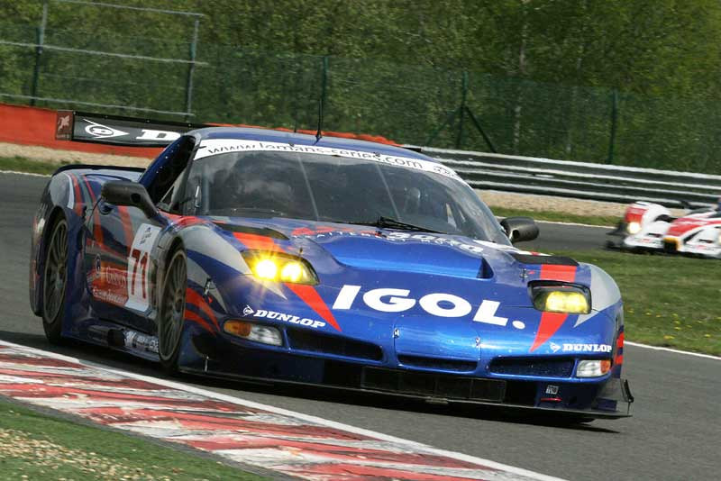 # 71 -  2006 ELMS - PSI Experience, C5R-006. Drivers are unknown