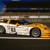 # 63 - 2000 FIA -ACO 24 Hours of LeMans, GT1 - Corvette Racing program C5R-001. Drivers are Ron Fellows, Chris Kneiffel, Justin Bell, Scott Pruett. Photo by JM Lefebvre.