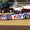# 70 - 2001 - FIA-ACO 24 Hours of LeMans - Aspen Knolls Racing Team - Callaway GT2 VIN: 161422G35121935. Drivers are: Cort Wagner, Bob Mazzuocola, Vic Rice and Shane Lewis