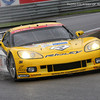 # 4 - 2009 FIA GT1, Spa - PK-Carsport C6R 005. Drivers are Mike Hezemans and Anthony Kumpen.