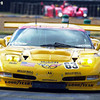Ron Fellows - Johnny O'Connell - Chris Kneifel/Corvette Racing - C5R - Le Mans 2002