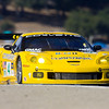 Corvette Racing, ALMS Mazda Raceway Laguna Seca, October 15, 2005, C6.R #3 driven by Ron Fellows and Johnny O'Connell, C6.R #4 driven by Oliver Gavin and Olivier Beretta. Photo credit Richard Prince/GM Racing. ©2005 Richard Prince, all rights reserved.