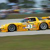 2003 Sebring Corvette Racing #3 Chevrolet Corvette C5-R at The Mobil 1<br /> 12 Hours of Sebring